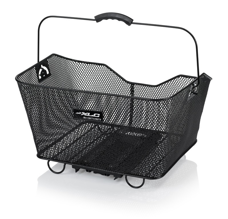 Carry more rear basket
