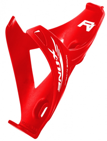 Bottle cage X1 red