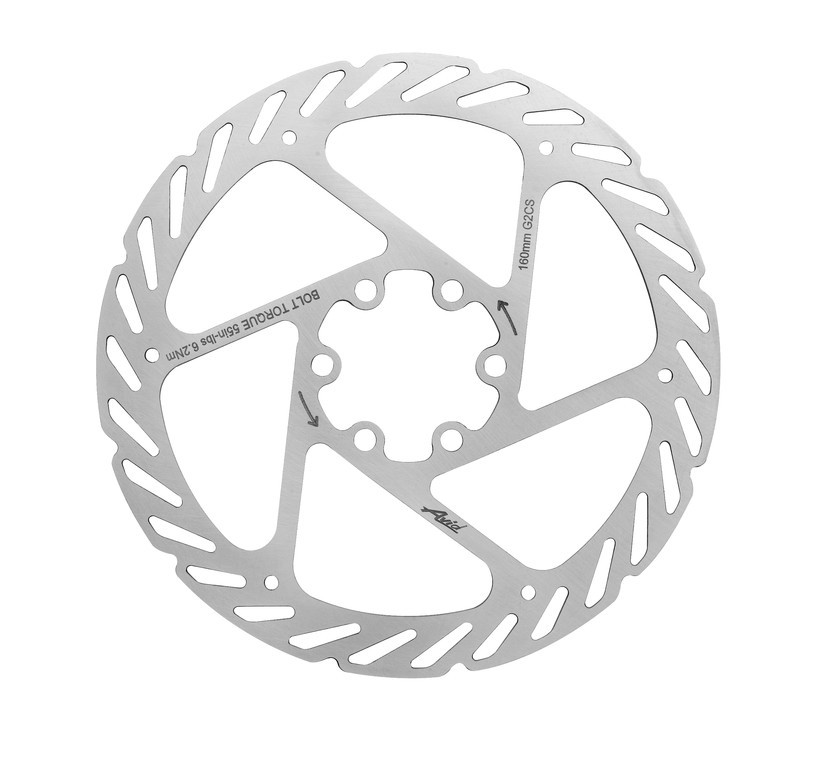 G2 cleansweep rotor 160mm