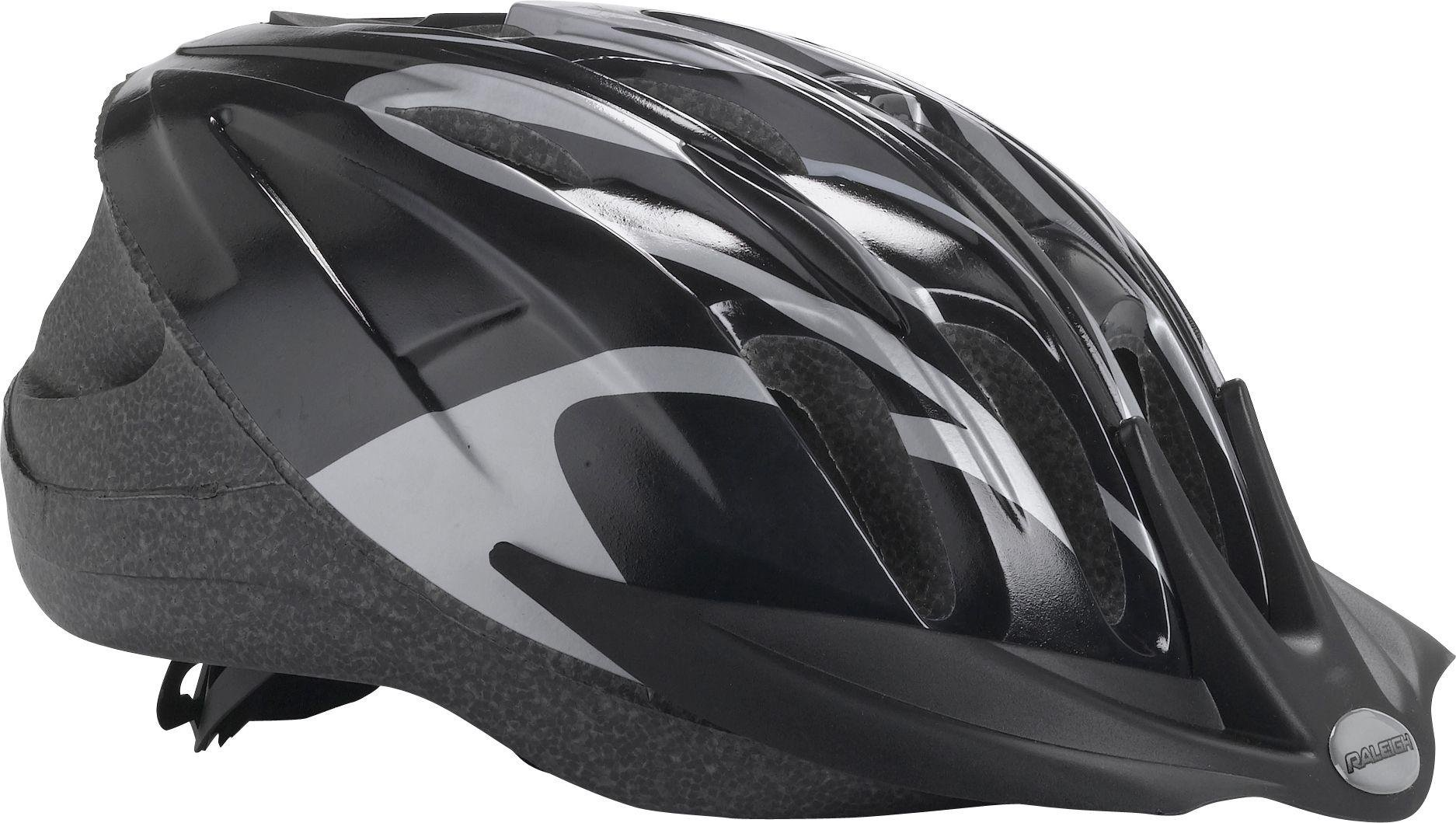 Helmet infusion blk sil 58-62
