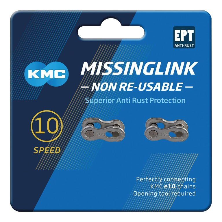 MissingLink locking link for chains 10-speed